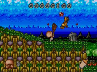 Screenshot Thumbnail / Media File 1 for Chuck Rock II - Son of Chuck (Europe)