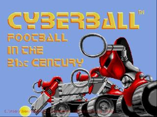 Screenshot Thumbnail / Media File 1 for CyberBall (World)