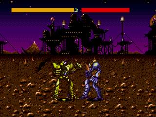 Screenshot Thumbnail / Media File 1 for Cyborg Justice (USA, Europe)