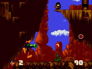 Screenshot Thumbnail / Media File 1 for Daffy Duck in Hollywood (Europe) (Beta)