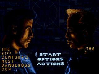 Screenshot Thumbnail / Media File 1 for Demolition Man (USA) (Beta)