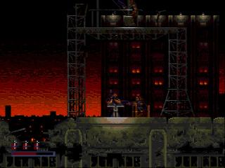Screenshot Thumbnail / Media File 1 for Demolition Man (USA, Europe)