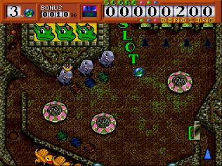 Screenshot Thumbnail / Media File 1 for Dino Land (USA)