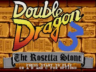 Screenshot Thumbnail / Media File 1 for Double Dragon 3 - The Arcade Game (USA, Europe)