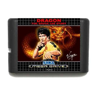 Screenshot Thumbnail / Media File 1 for Dragon - The Bruce Lee Story (Europe)