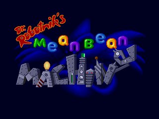 Screenshot Thumbnail / Media File 1 for Dr. Robotnik's Mean Bean Machine (Europe)