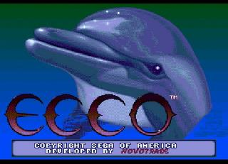 Screenshot Thumbnail / Media File 1 for Ecco the Dolphin (USA, Europe)