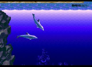 Screenshot Thumbnail / Media File 1 for Ecco - The Tides of Time (USA)
