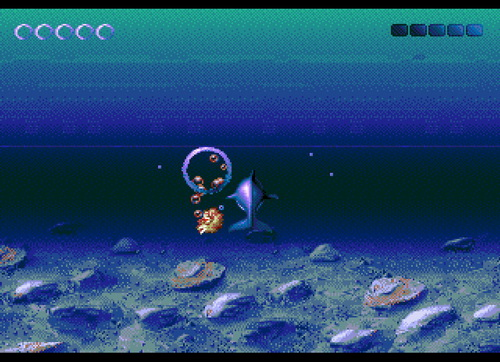 Image result for ecco the dolphin tides of time