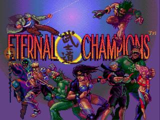 Screenshot Thumbnail / Media File 1 for Eternal Champions (USA)