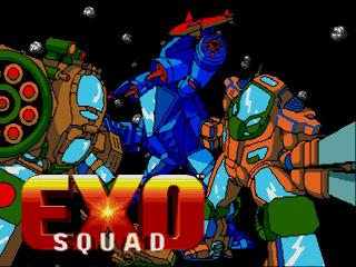 Screenshot Thumbnail / Media File 1 for Exo Squad (Europe)