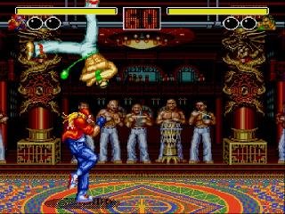 Screenshot Thumbnail / Media File 1 for Fatal Fury (USA)