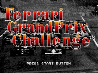 Screenshot Thumbnail / Media File 1 for Ferrari Grand Prix Challenge (USA) (Beta)
