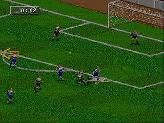 Screenshot Thumbnail / Media File 1 for FIFA 98 - Road to World Cup (Europe) (En,Fr,Es,It,Sv)