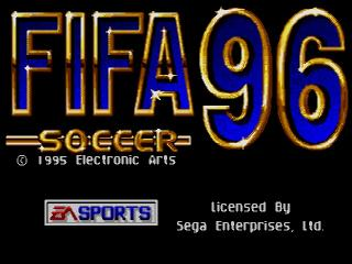 Screenshot Thumbnail / Media File 1 for FIFA Soccer 96 (USA, Europe) (En,Fr,De,Es,It,Sv)