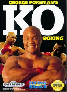 Screenshot Thumbnail / Media File 1 for George Foreman's KO Boxing (Europe)