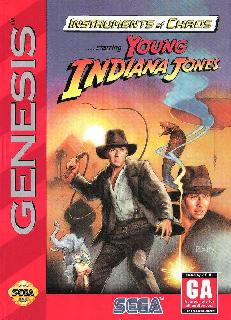 Screenshot Thumbnail / Media File 1 for Instruments of Chaos Starring Young Indiana Jones (USA)