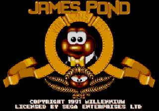 Screenshot Thumbnail / Media File 1 for James Pond - Underwater Agent (USA, Europe)