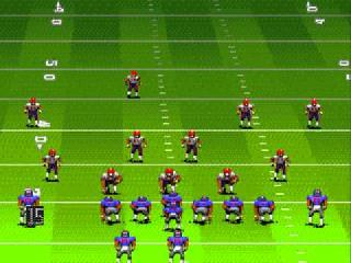 Screenshot Thumbnail / Media File 1 for John Madden Football '92 (USA, Europe)