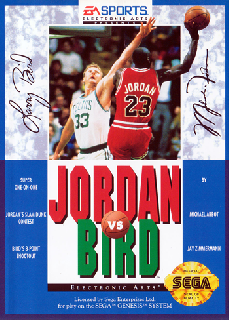 Screenshot Thumbnail / Media File 1 for Jordan Vs Bird (USA, Europe)