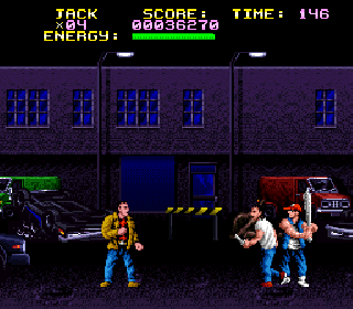 Screenshot Thumbnail / Media File 1 for Last Action Hero (USA, Europe)