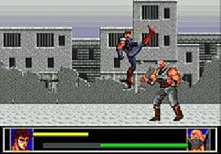 Screenshot Thumbnail / Media File 1 for Last Battle (USA, Europe)