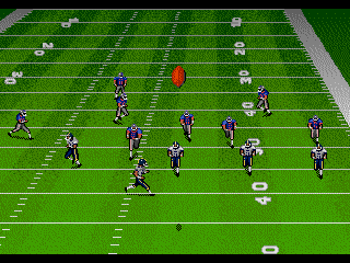 Screenshot Thumbnail / Media File 1 for Madden NFL '94 (USA, Europe)