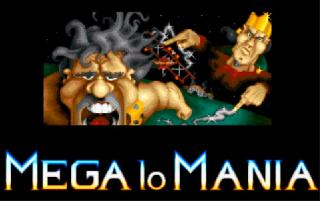 Screenshot Thumbnail / Media File 1 for Mega-Lo-Mania (Japan)