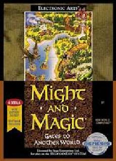 Screenshot Thumbnail / Media File 1 for Might and Magic - Gates to Another World (USA, Europe)