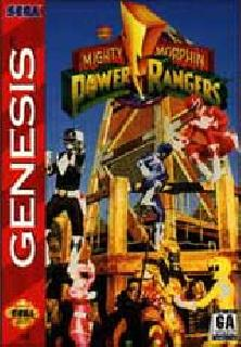 Screenshot Thumbnail / Media File 1 for Mighty Morphin Power Rangers (Europe)