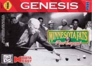 Screenshot Thumbnail / Media File 1 for Minnesota Fats - Pool Legend (USA)