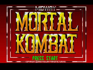 Screenshot Thumbnail / Media File 1 for Mortal Kombat (World)