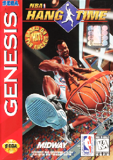 Screenshot Thumbnail / Media File 1 for NBA Hang Time (Europe)