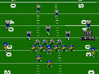 Screenshot Thumbnail / Media File 1 for NFL 98 (USA)