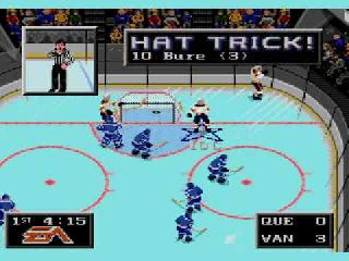 Screenshot Thumbnail / Media File 1 for NHL '94 (USA, Europe)