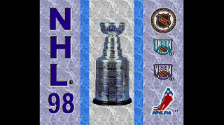 Screenshot Thumbnail / Media File 1 for NHL 98 (USA)