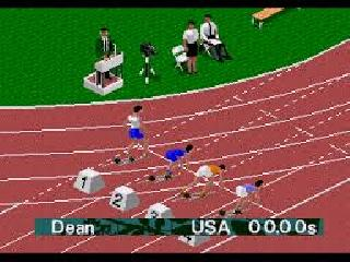 Screenshot Thumbnail / Media File 1 for Olympic Gold (Europe)