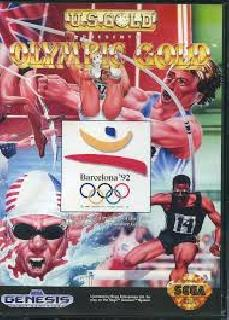 Screenshot Thumbnail / Media File 1 for Olympic Gold (USA) (Alt)