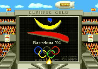 Screenshot Thumbnail / Media File 1 for Olympic Gold (USA)