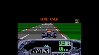 Screenshot Thumbnail / Media File 1 for OutRun 2019 (Japan)