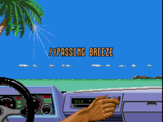 Screenshot Thumbnail / Media File 1 for OutRun (Japan)
