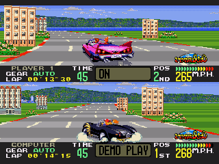Screenshot Thumbnail / Media File 1 for OutRunners (USA)