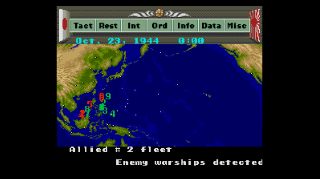 Screenshot Thumbnail / Media File 1 for Pacific Theater of Operations (USA)