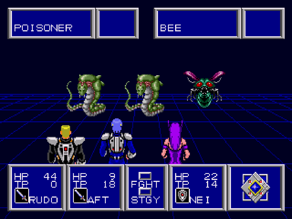 Phantasy Star Ii Usa Europe V1 2 Rom