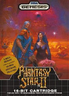 Screenshot Thumbnail / Media File 1 for Phantasy Star II (USA, Europe) (v1.2)