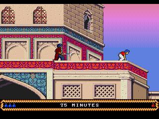 Screenshot Thumbnail / Media File 1 for Prince of Persia 2 - The Shadow and the Flame (Europe) (Proto)