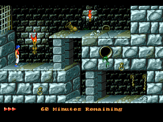Screenshot Thumbnail / Media File 1 for Prince of Persia (Europe) (Beta)