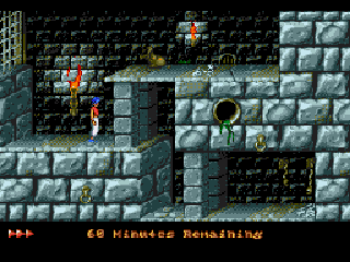 Screenshot Thumbnail / Media File 1 for Prince of Persia (USA)