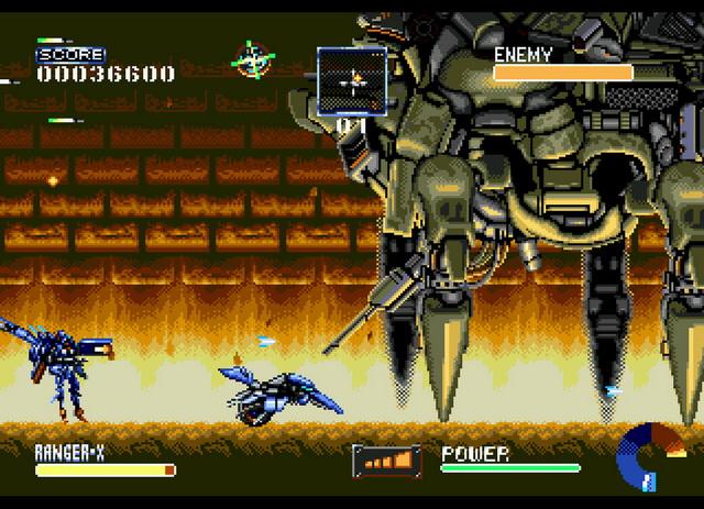 Get Ranger X Genesis
