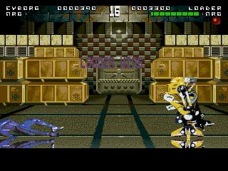 Screenshot Thumbnail / Media File 1 for Rise of the Robots (Europe)